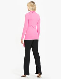 Aster Top - Confetti Pink