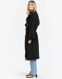 Reece Trench - Black