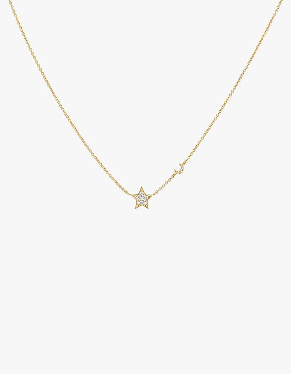 Trev Necklace - Gold plated