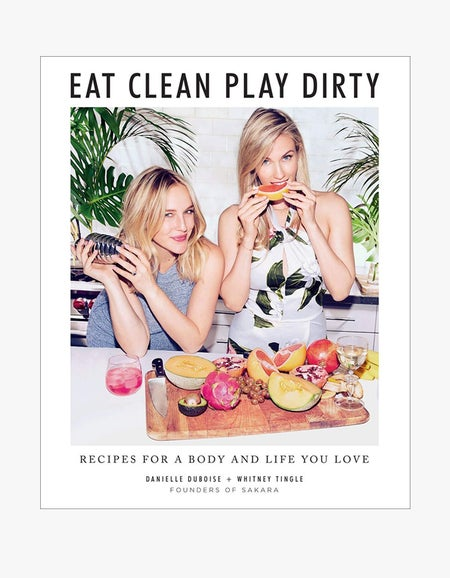 Eat Clean, Play Dirty - White