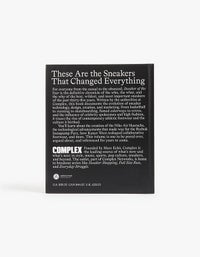 Complex Presents: Sneaker of the Year - Black