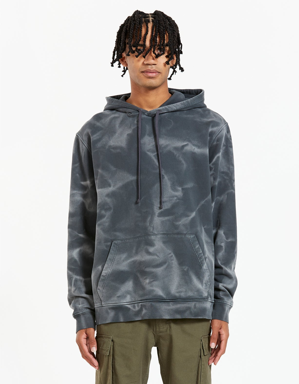 Cruz Oth Hood - Washed Black
