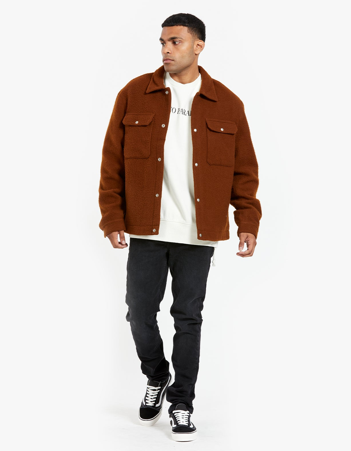 Minard Jacket - Brown