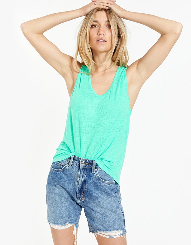 Womens Tank Top Lolosister - Frog
