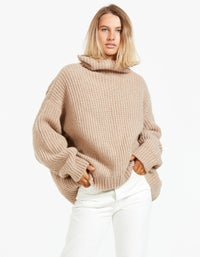 Sydney Sweater - Camel