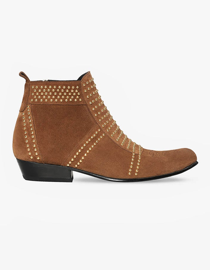 Charlie Boots - Camel