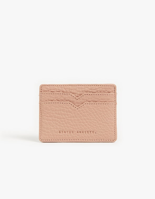 Together For Now Wallet - Dusty Pink