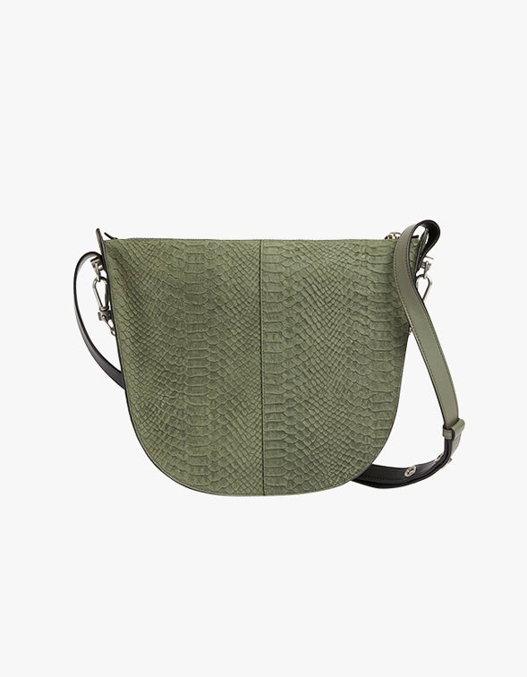 Blake Shoulder Bag - Sage Green