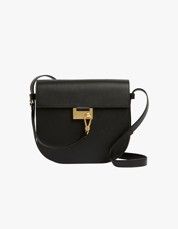 Nicolette Shoulder Bag - Black