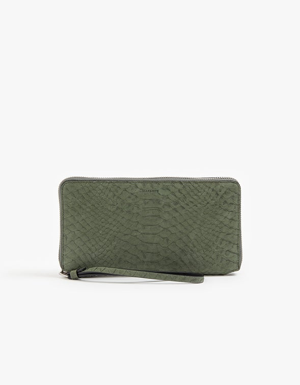 Fetch Phone Wrist Wallet - Sage Green