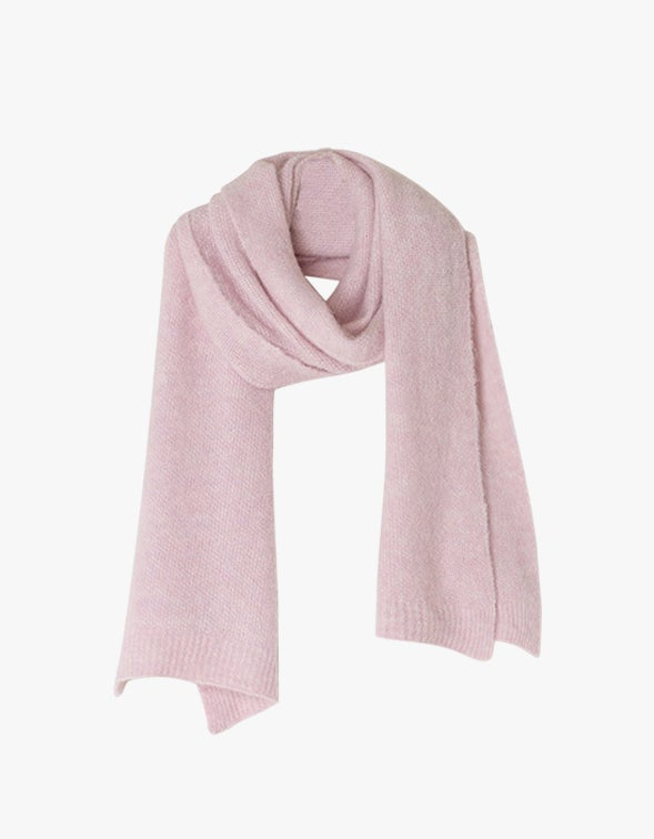 Scarf - Baby Lilas