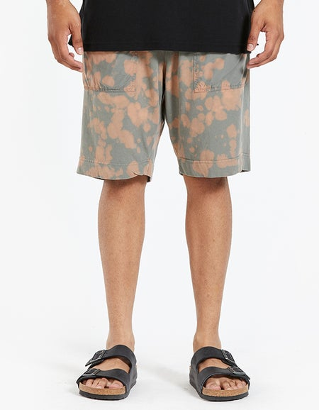 Mens Motley Pull On Short - Imperial Army