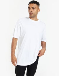 Mens Regular Fit Tshirt - Black