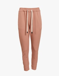 Womens Stretch Twill Tapered Pant - Canyon Clay
