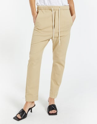 Bassike x Superette Double Jersey Track Pant