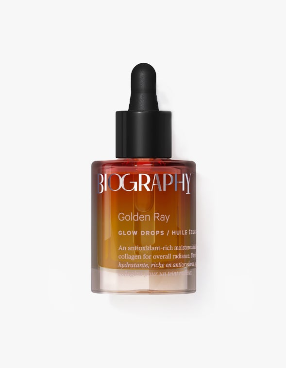 Golden Ray Glow Drops 30ml - Clear