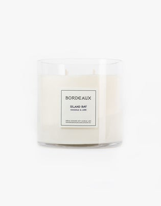Island Bay Coconut & Lime Candle 1.6kg