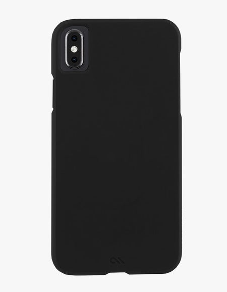 Barely There iPhone XS Max Case - Black