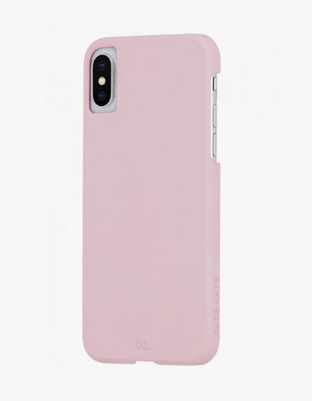 Barely There iPhone X / XS Case - Blush