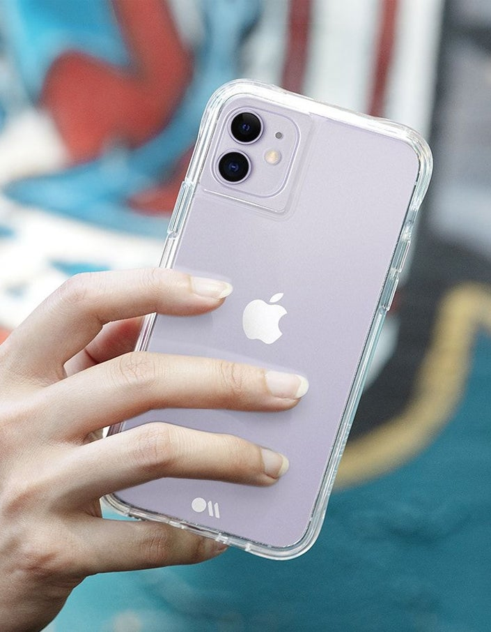 Barely There iPhone 11/XR Case - Clear