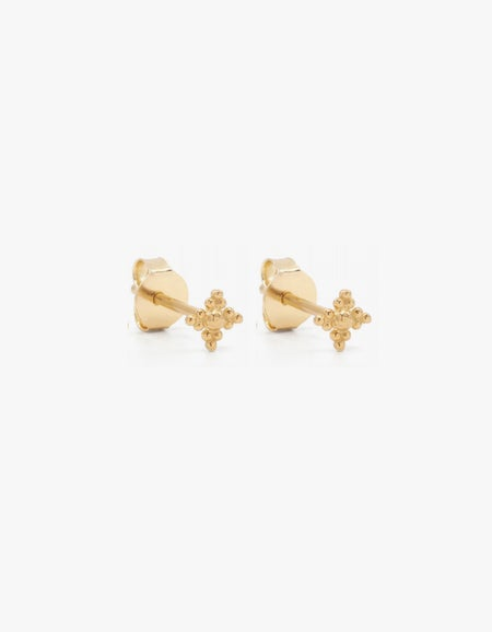 Blessed Earrings - Gold Plated