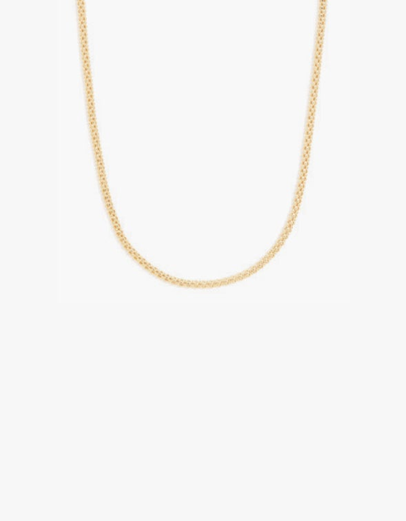 Divine Connection Choker - Gold Plated
