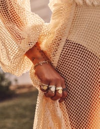 Enlightened Ring - Gold Plated