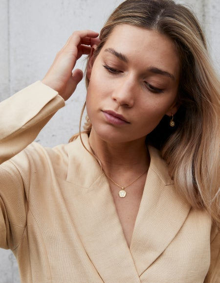 By Charlotte x Superette Reach For The Stars Necklace - Gold