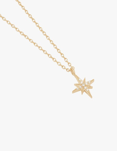 Starlight Necklace - Gold Plated