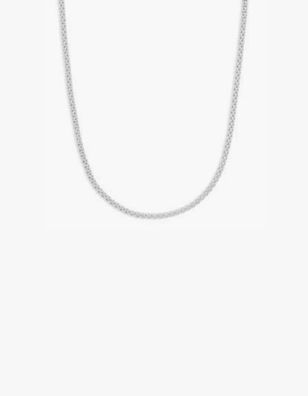 Divine Connection Choker - Sterling Silver