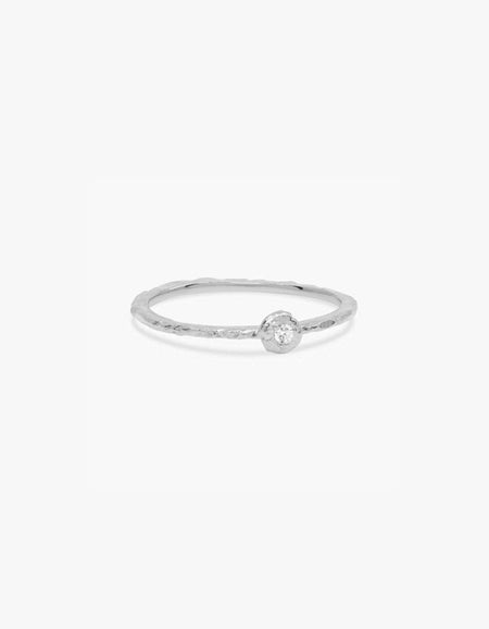 Guiding Light Ring - Sterling Silver