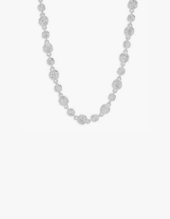 Path To Harmony Choker - Sterling Silver
