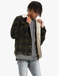 Davie Jacket - Forest