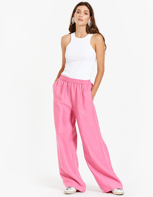 Claudia Trouser - Candy Pink