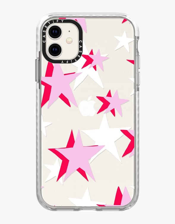 iPhone 11/XR Impact Case - Star Frost