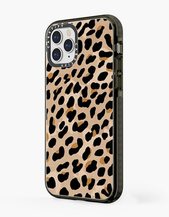 iPhone 12/12 Pro Spotted Case - Leopard