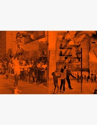 City/Game: Basketball in New York - Blue