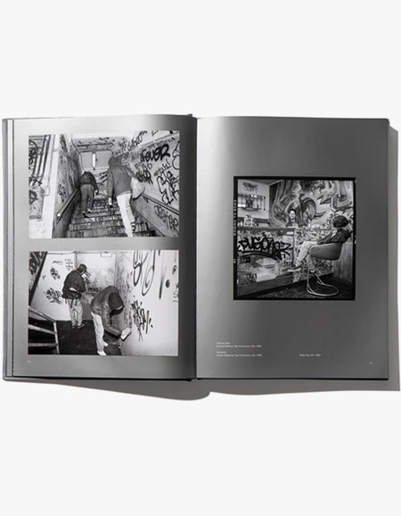 Krink New York City: Graffiti, Art, and Invention - Grey