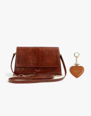 The Mathilde Bag With Free Heart Keychain