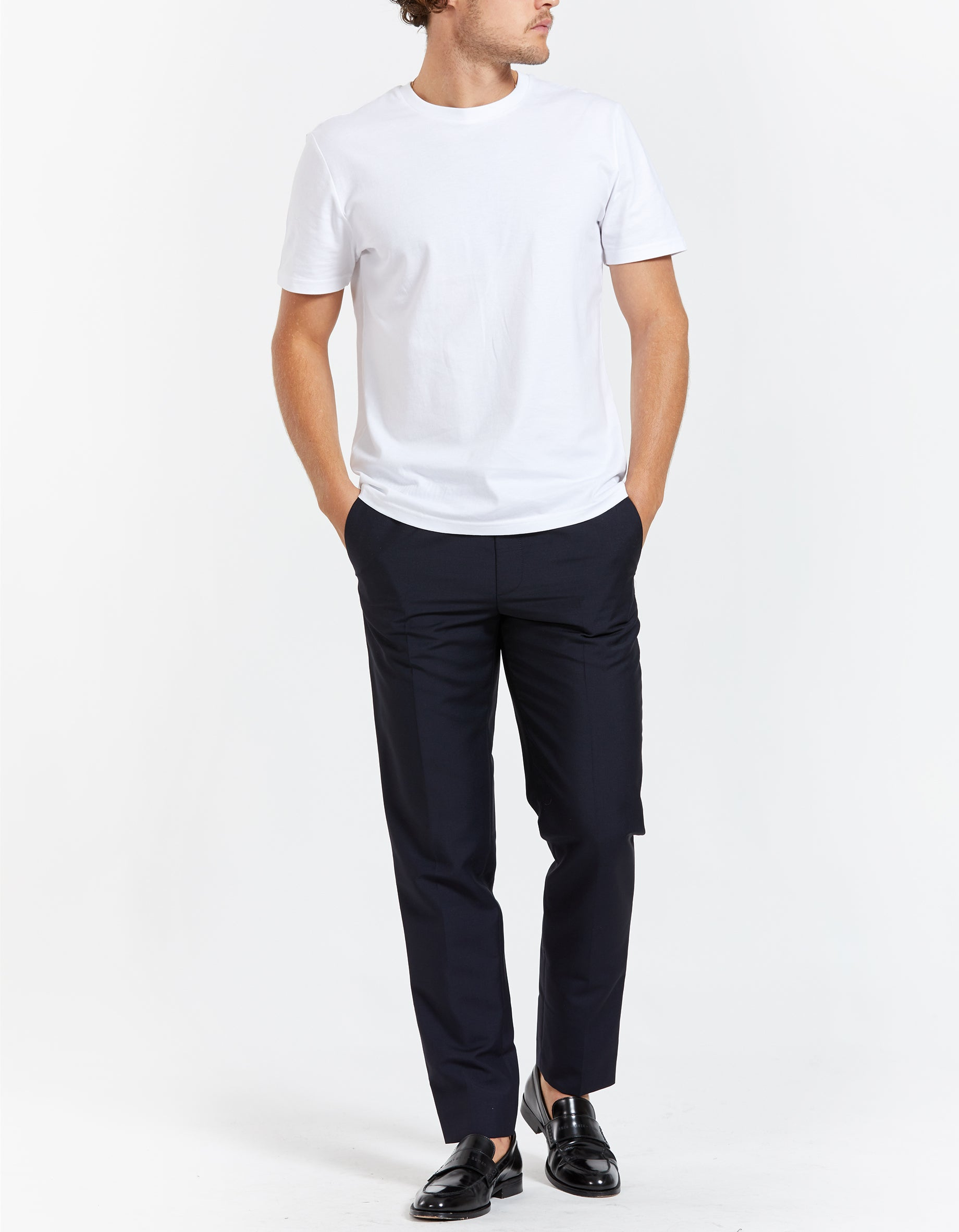 Paolo Pant - Navy