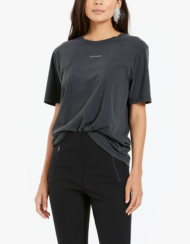 Perry T-Shirt - Used Black
