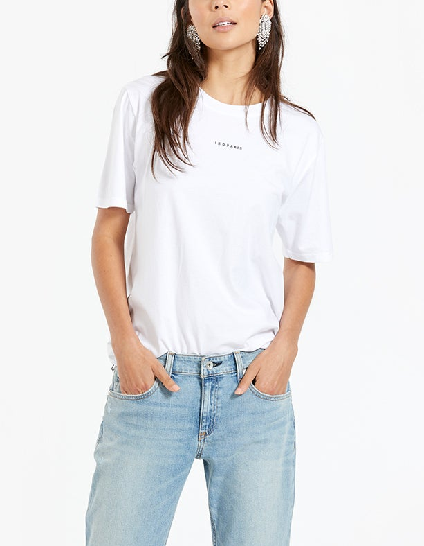 Perry T-Shirt - White