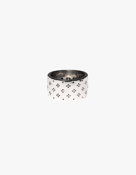 Iron Cross Ring - Silver