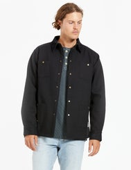 Boatbuilder Jacket - Black