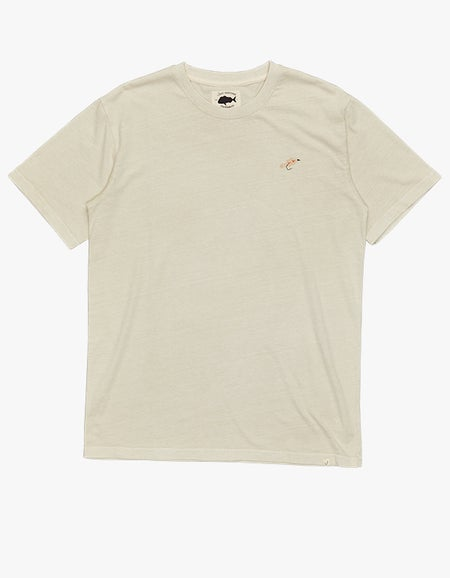Fly Chest Tee - Stone