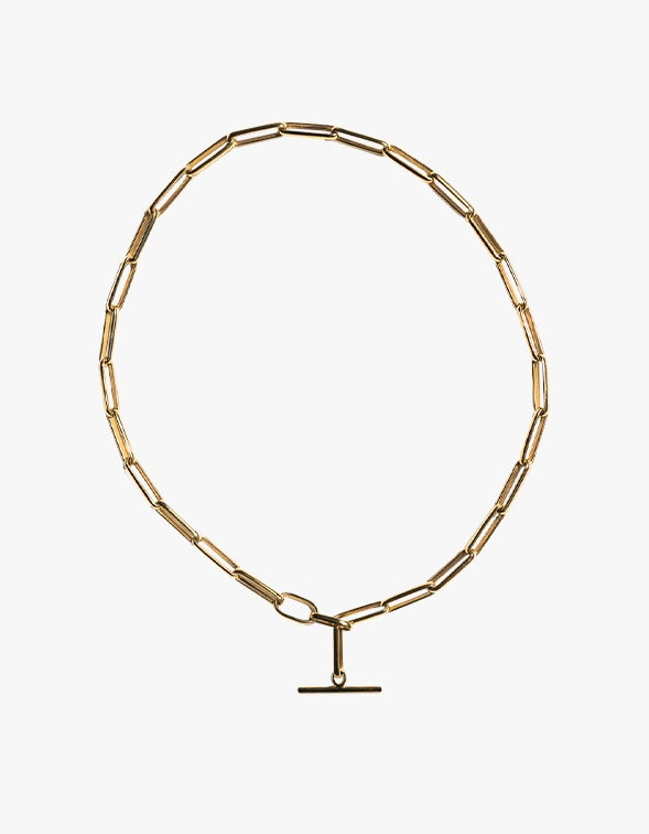 Necklace NO.1 - 18CT Gold Plated