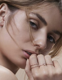 Twisted Ring - Gold Plated