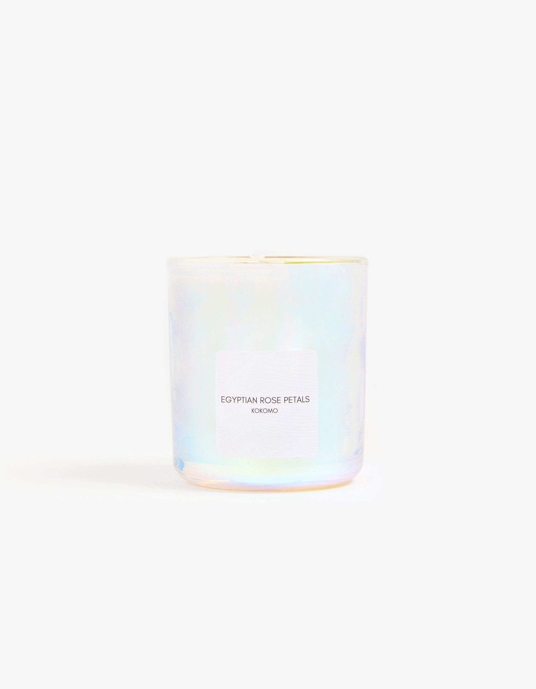 Egyptian Rose Candle - Holographic