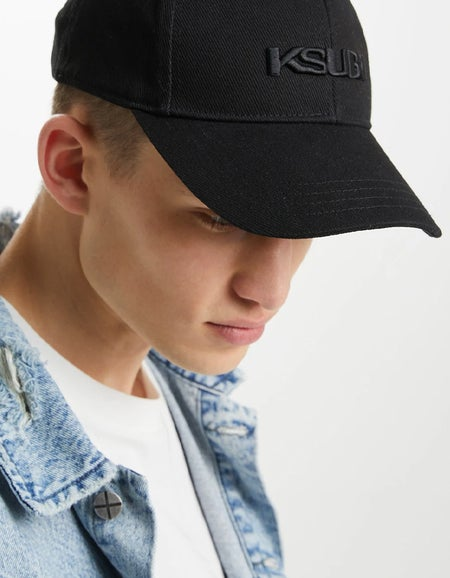 Sign Of The Times Cap - Black