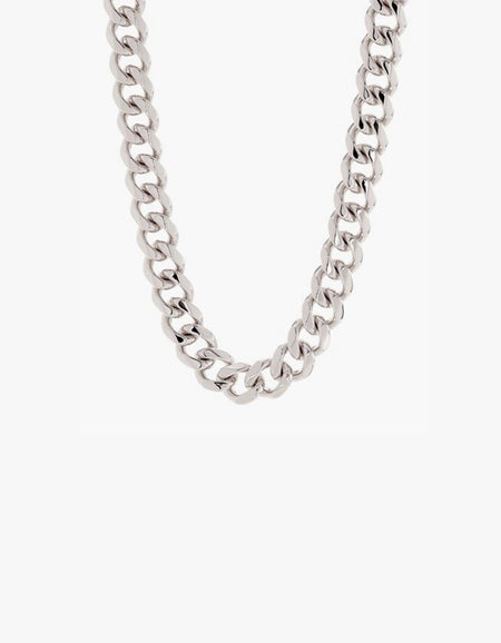 Seraphina Statement Necklace - Silver Plated